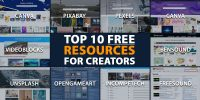 Free Royalty Free Stock Resources for Creatives